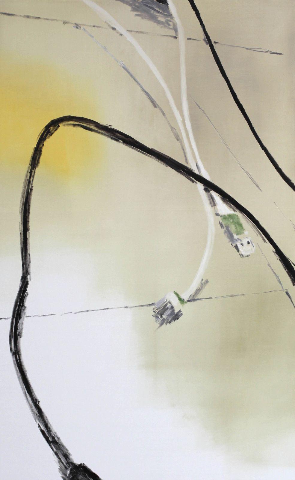 """Untitled V"", 2008 de Miltos MANETAS - Courtesy Galerie Hussenot © Photo Éric Simon"
