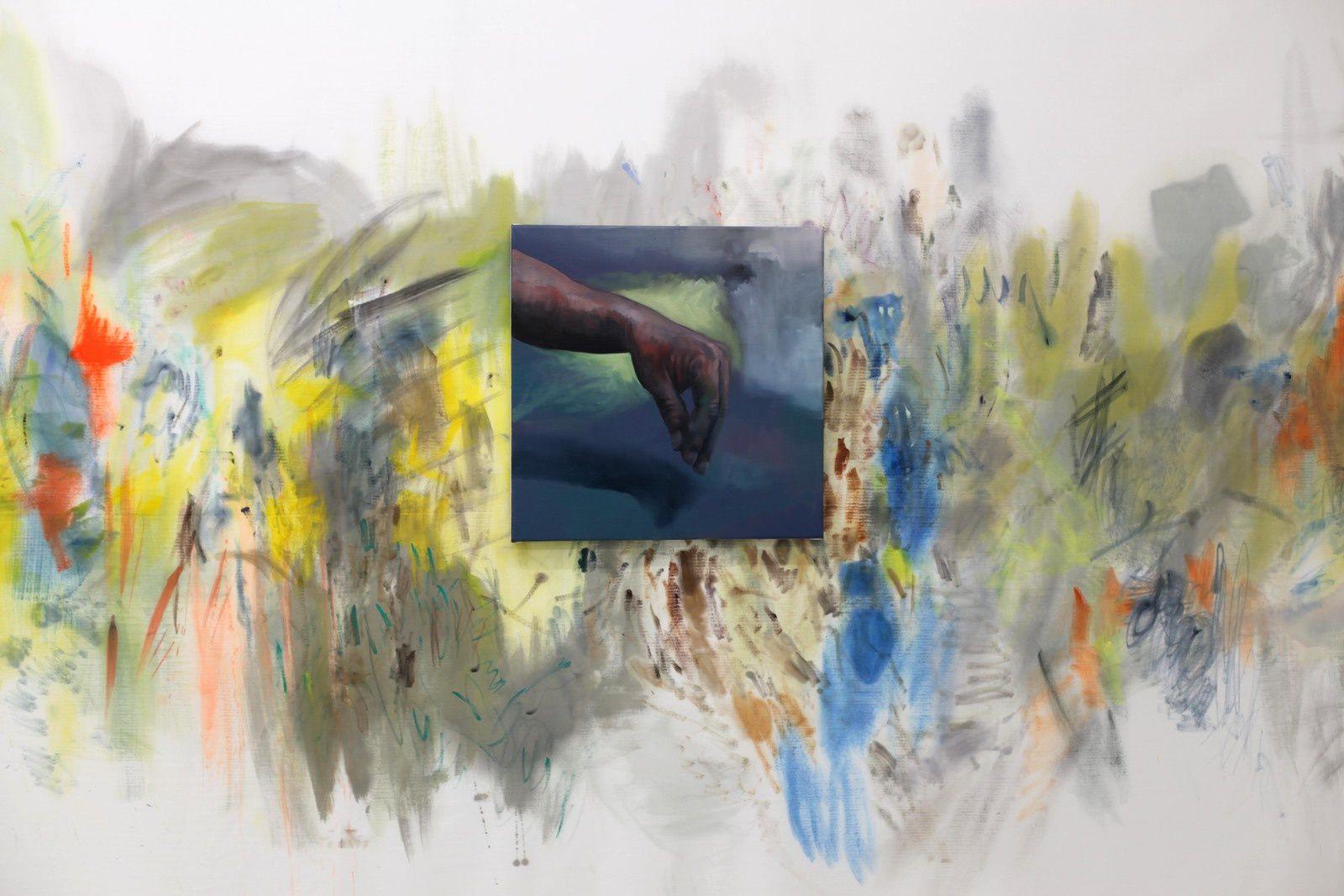 """""""Pangolin"""", 2019 de Romain BERNINI - Courtesy Galerie Suzanne Tarasiève © Photo Éric Simon"""