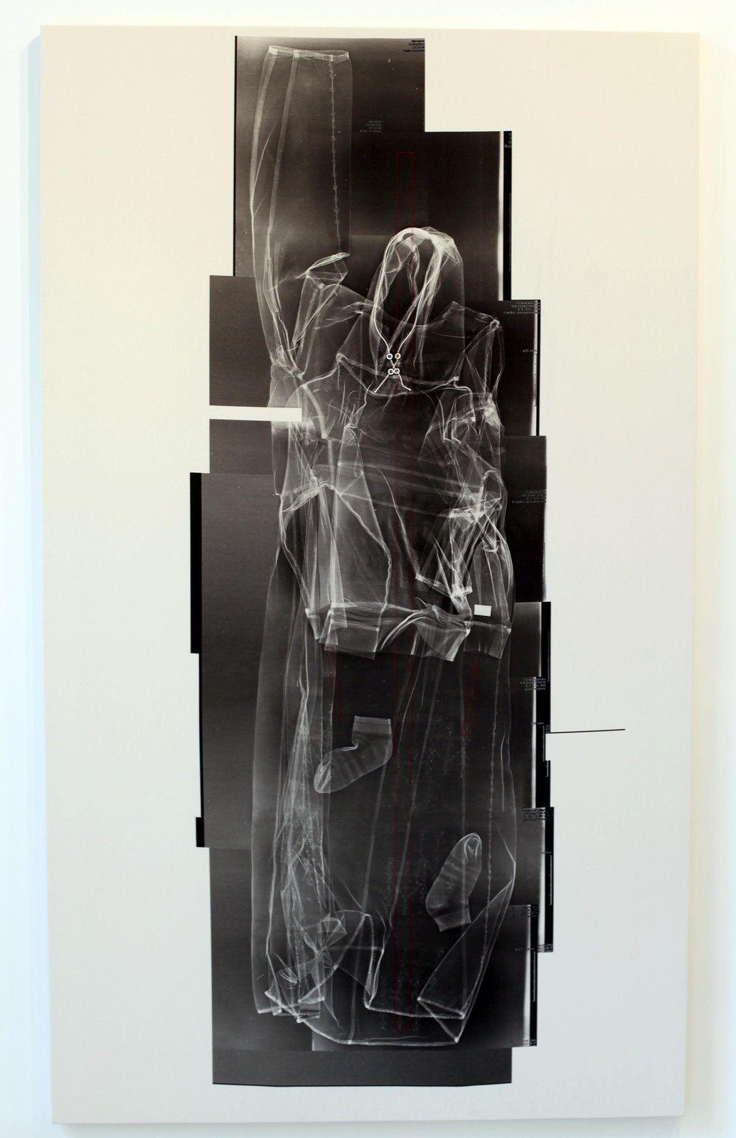 """Passings"", 2019  de Tarik KISWANSON - Courtesy Galerie Almine Rech © Photo Éric Simon"