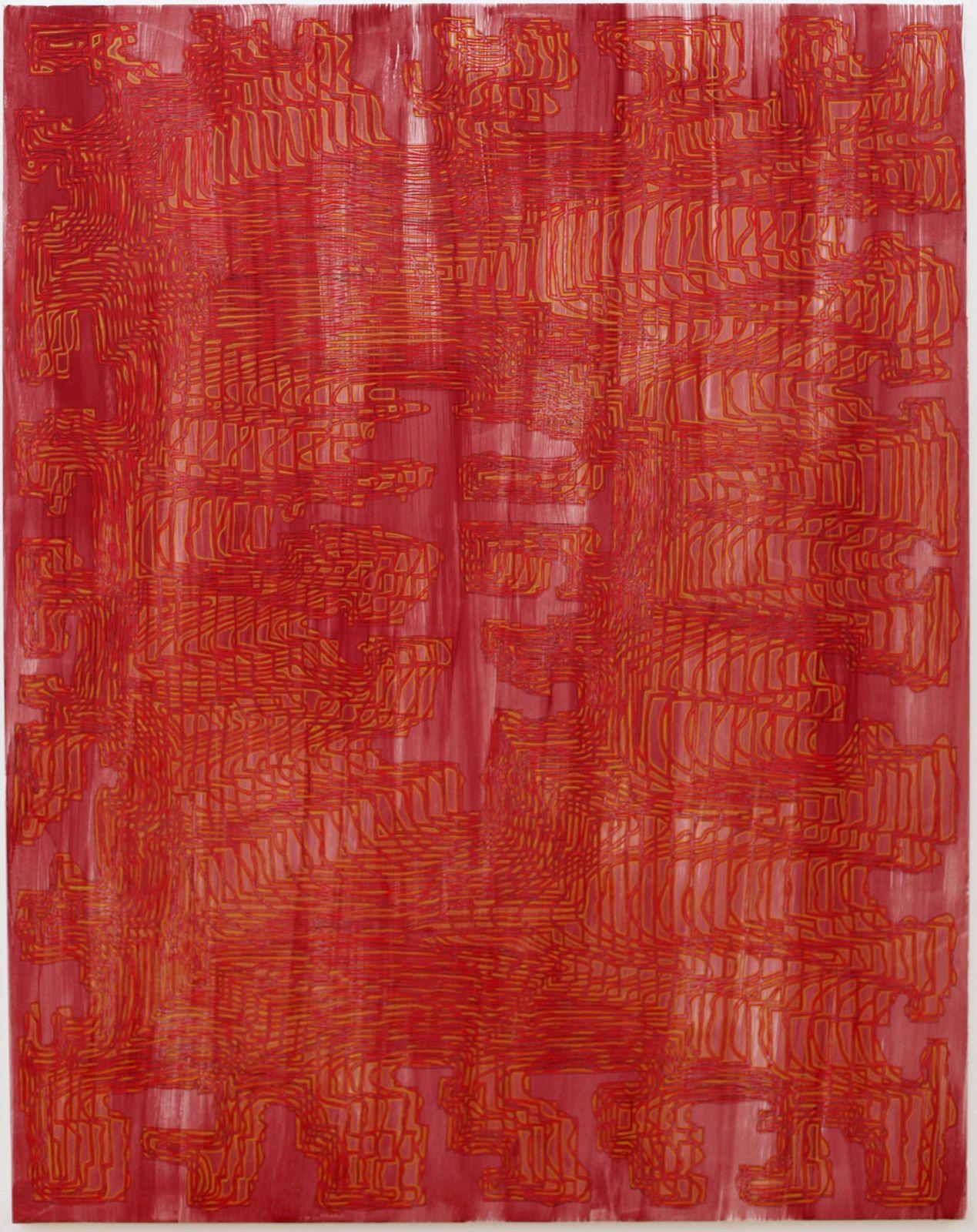 """""""CRUISSRCUEOT"""", 2019 de James SIENA - Courtesy de l'Artiste et la Galerie Xippas  Photo Éric Simon"""