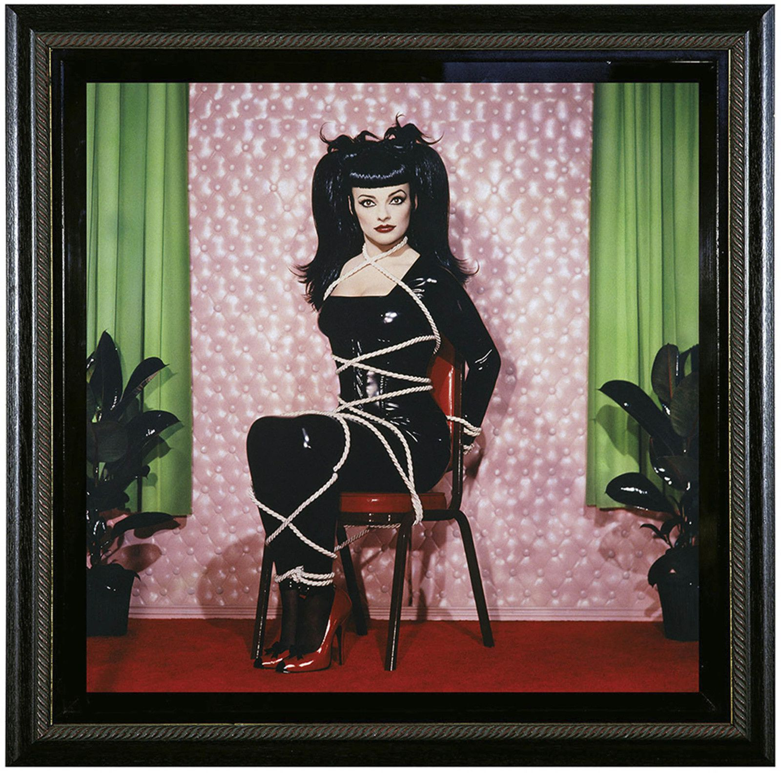 """Nina Hagen"" de PIERRE et GILLES - Courtesy Collection Noirmonartproduction, Paris"