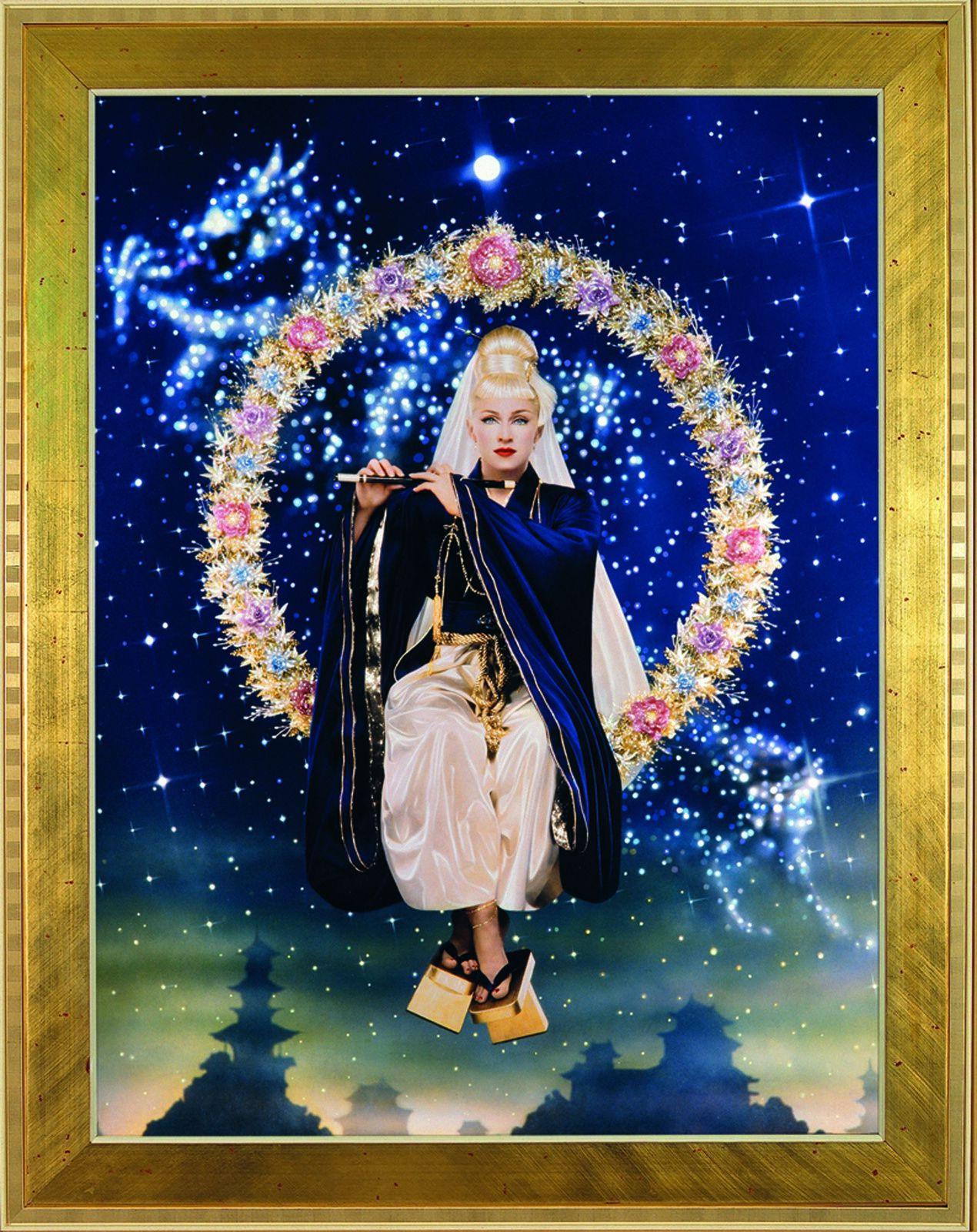"""""""Legend - Madonna"""", 1995 de PIERRE et GILLES - Courtesy des artistes"""