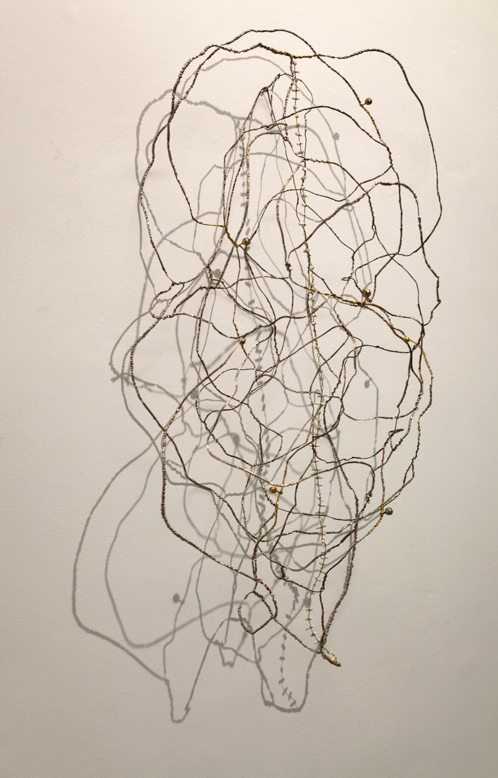 """Dessin organo-cosmique #3"", 2019 de Sabrina VITALI - Courtesy Galerie Papillon © Photo Éric Simon"