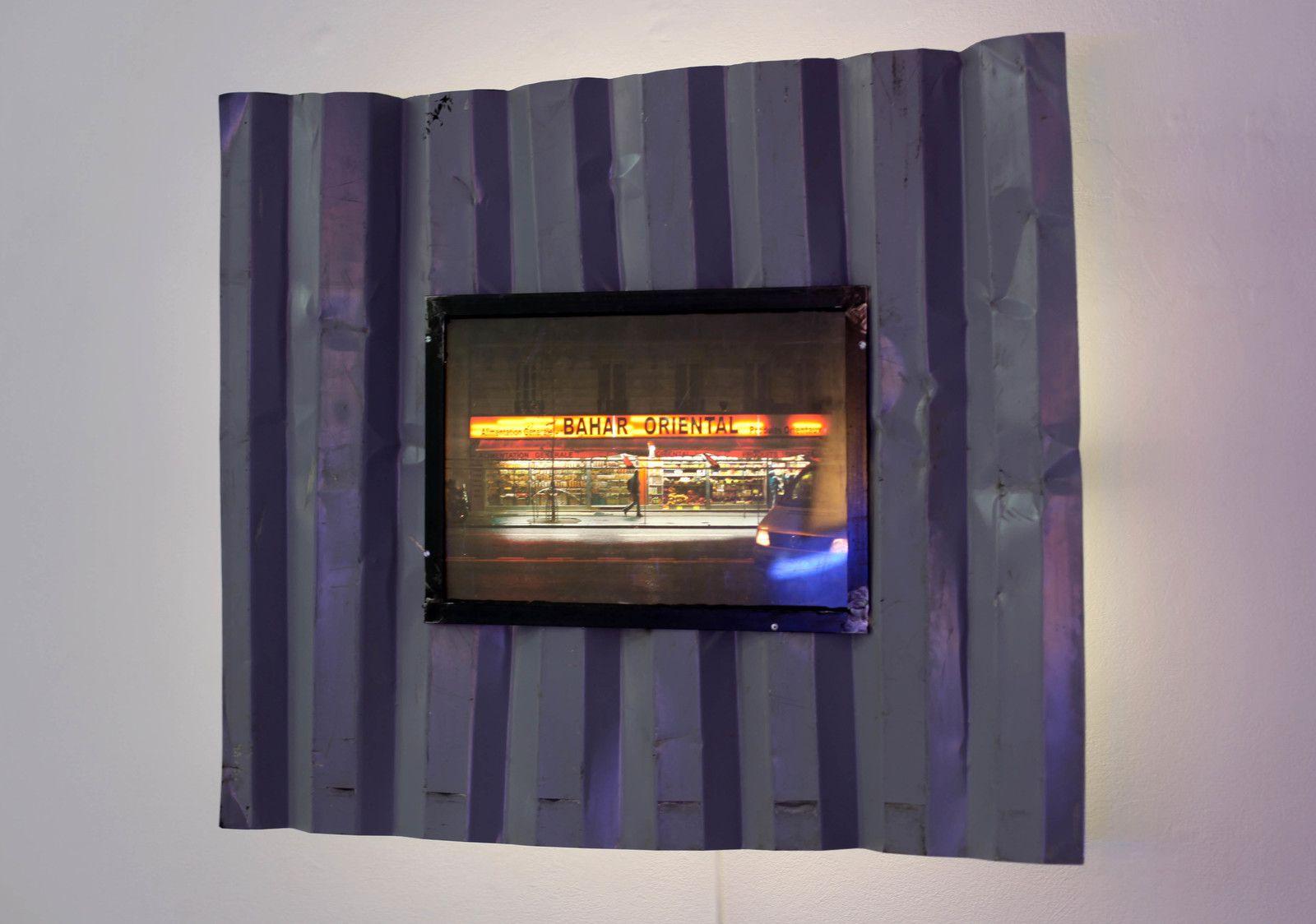 """Bahar Oriental"", 2020 de Prosper LEGAULT - Courtesy Galerie ALB ©Photo Éric Simon"