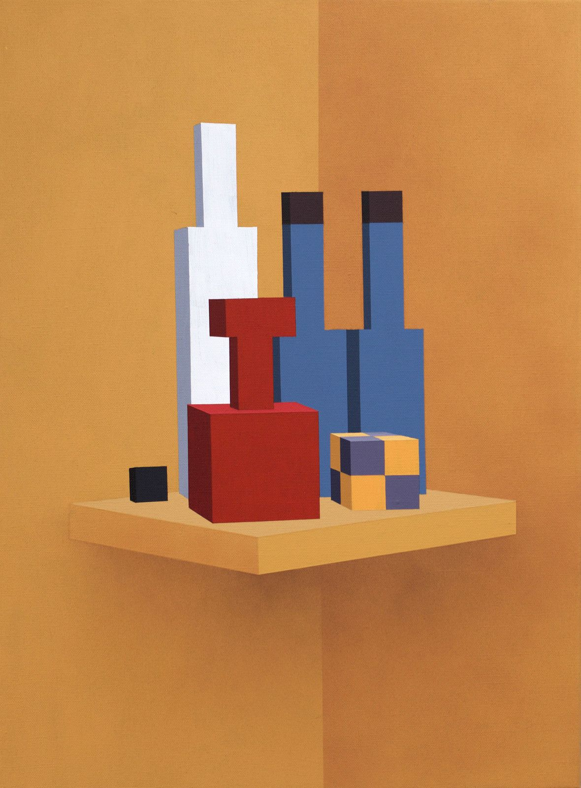 """#Morandi"", 2020 de Sépànd DANESH - Courtesy BACKSLASH Gallery © Photo Éric Simon"