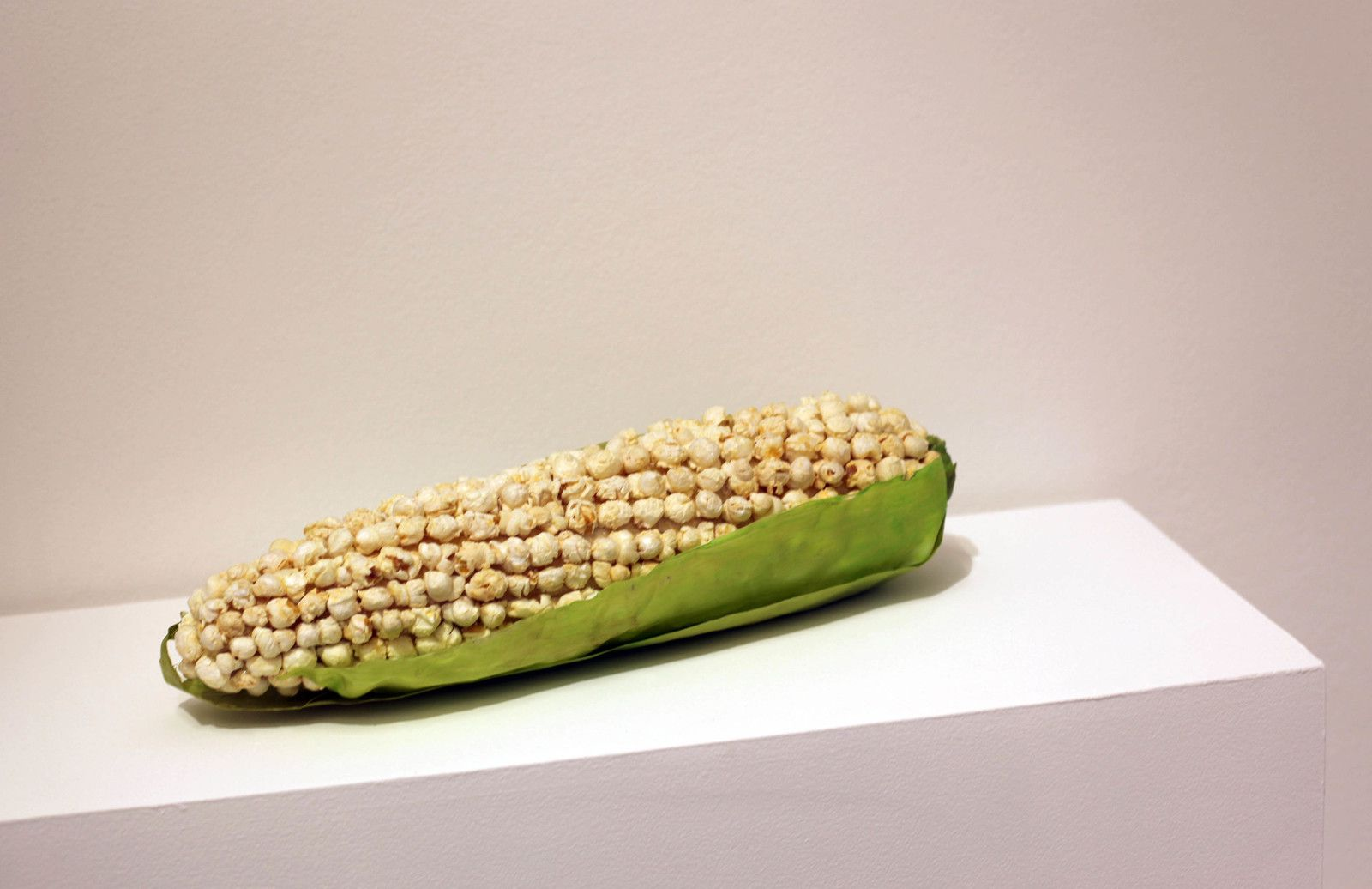 """Big Corn"", 2007 de François CURLET - Courtesy Air de Paris © Photo Éric Simon"