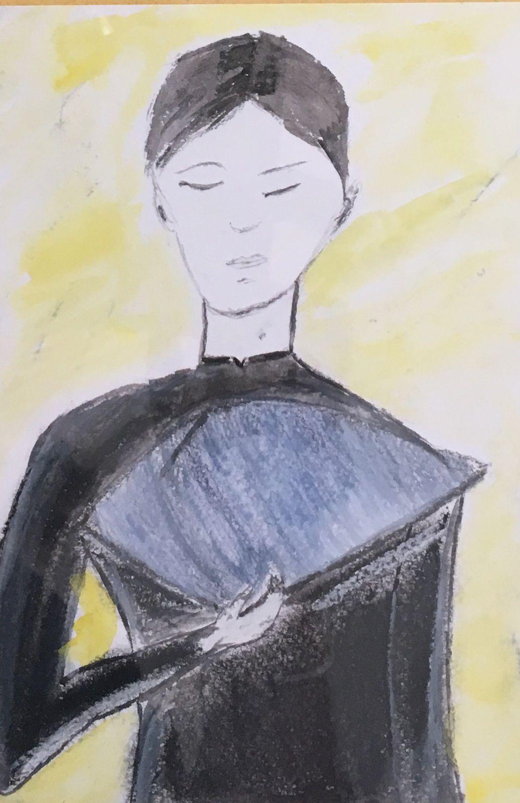 statut, de l'écriture, Fabienne Verdier, passagère, du silence, autobiographie, thème, occident, Asie