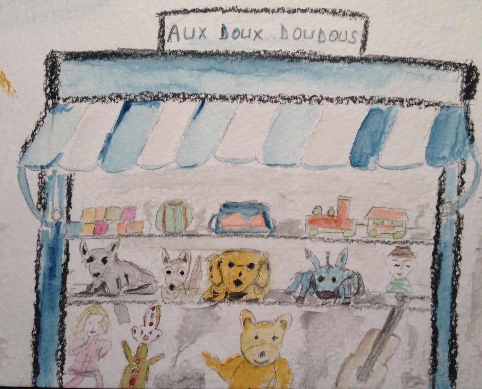 les enfants, George Sand, Maurice, Solange, Dudevant, Sand, affection, famille, enfance