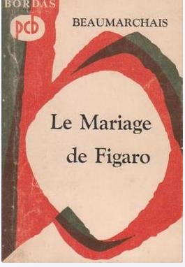 maître, valet, confrontation, comédie, Beaumarchais, Figaro,