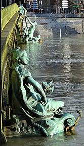 pont mirabeau, Apollinaire, thème du pont, analyse étude.