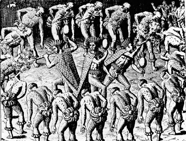 nouveau monde, thème, tupinambas, cannibales, essais, montaigne