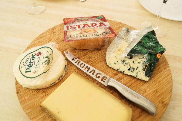La tarte au chorizo au fromage de brebis
