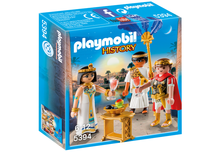 Tradition familiale // Concours Playmobil