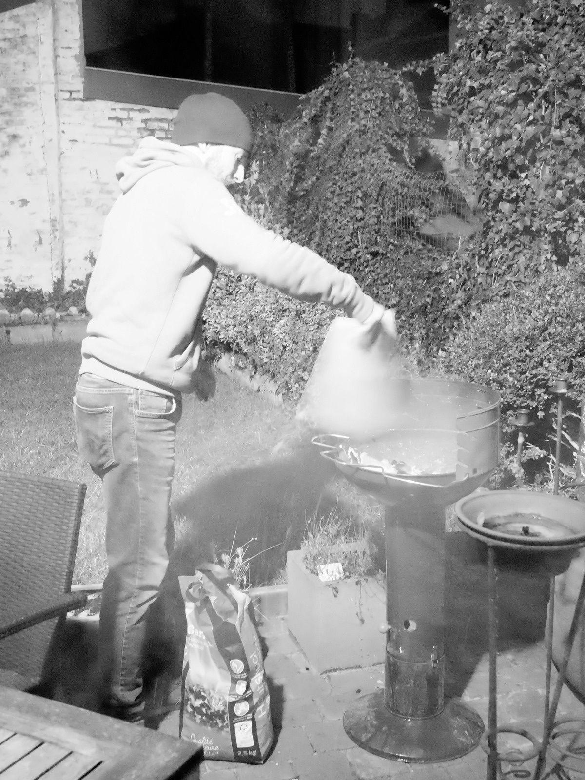 Une veillée de Noël en mode barbecue et grand classique