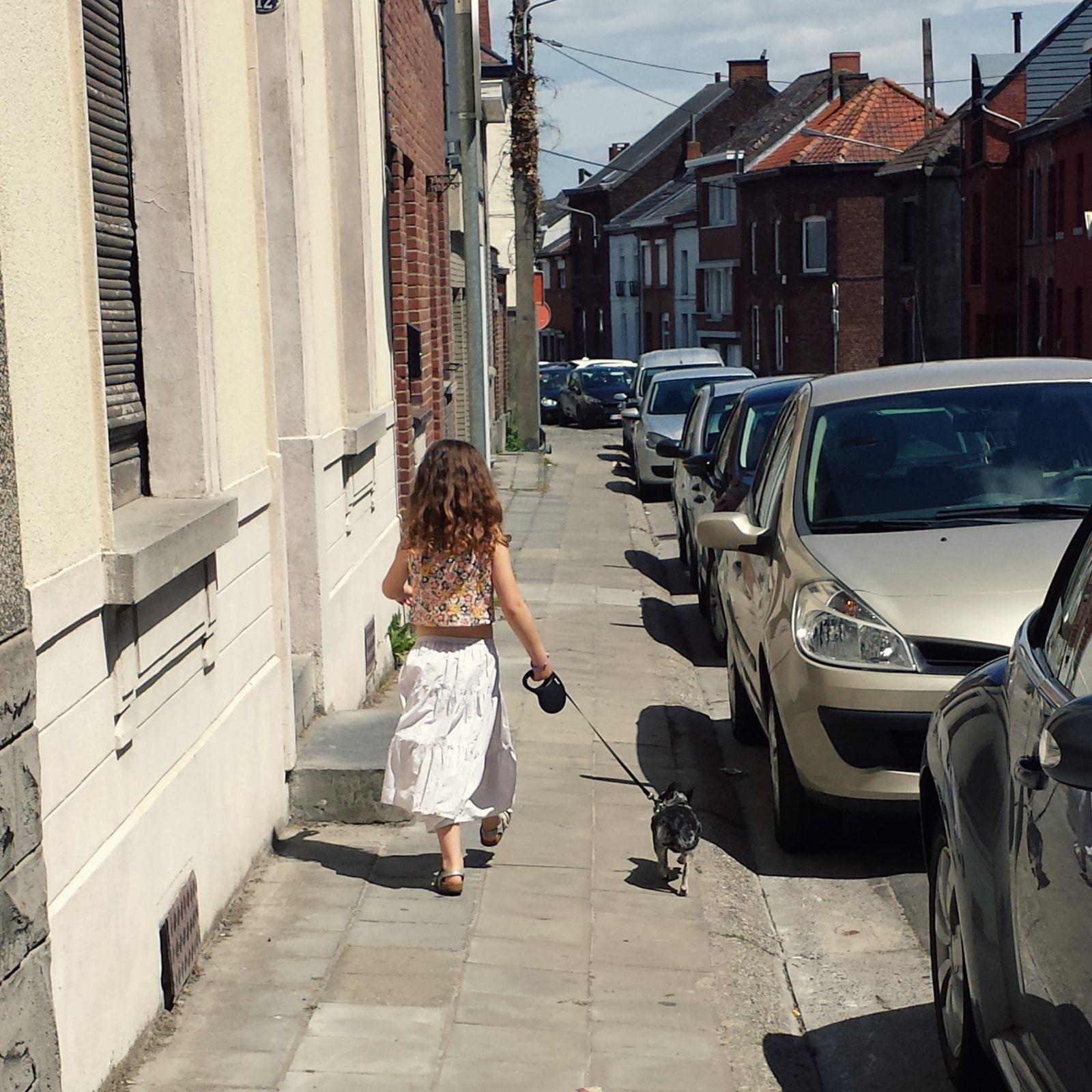 De robe à jupe trendy // Upcycling