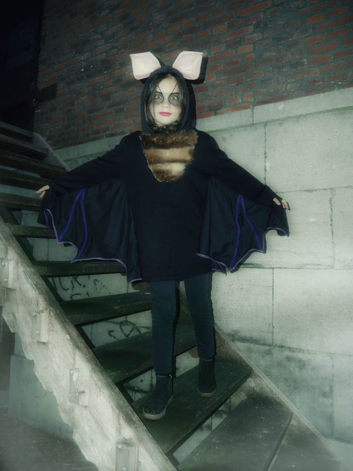Flap flap flap, c'est Halloween!
