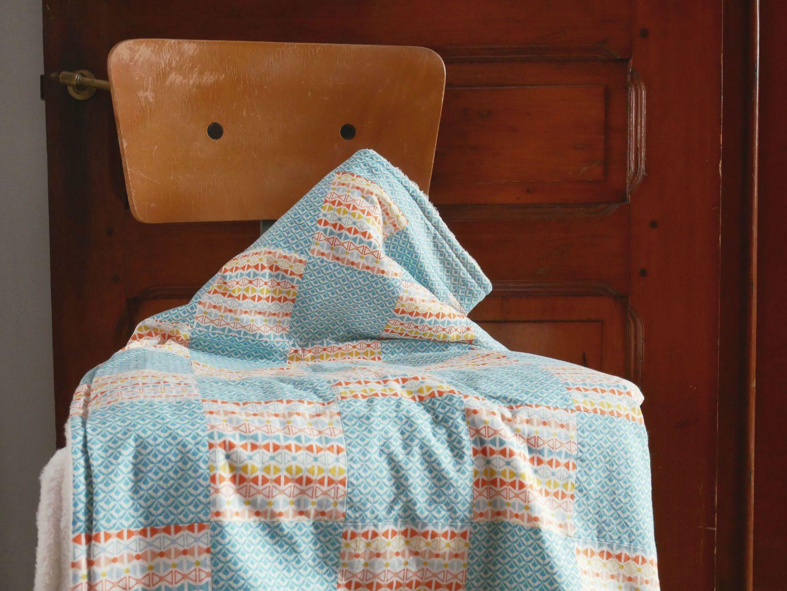 Eclosion de bébés // les couvertures