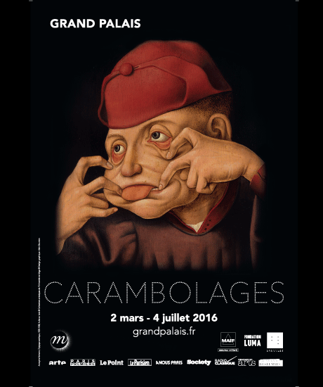 Expositions. Paul Klee. The velvet underground. Le douanier Rousseau. Charles Gleyre. Carambolage.
