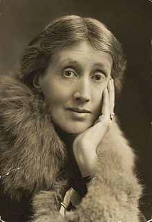 Virginia Woolf en 1027.