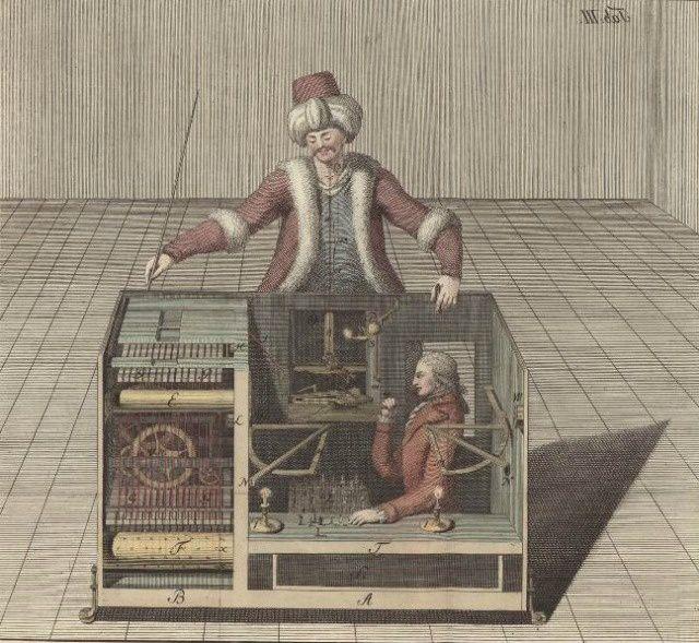 L'intelligenceartificielle. Un mythe?