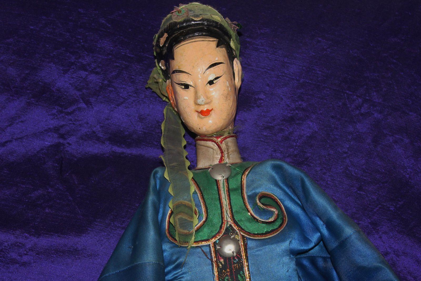 Les dames chinoises n'aiment que la soie!