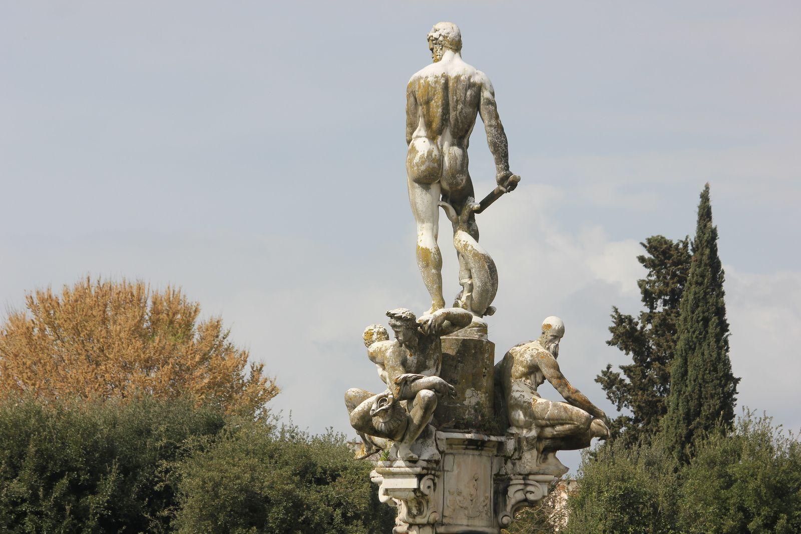 Jardin de Boboli (2) Florence.