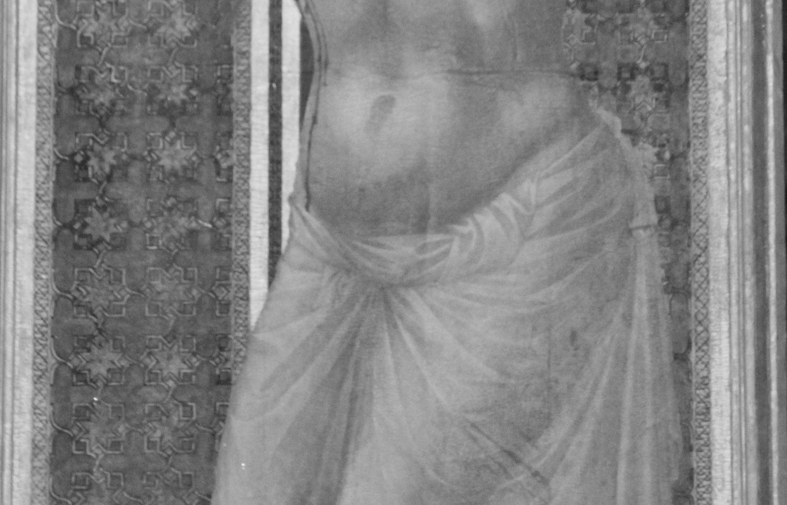 Giotto. Crucifix de Santa Maria Novella. Florence.