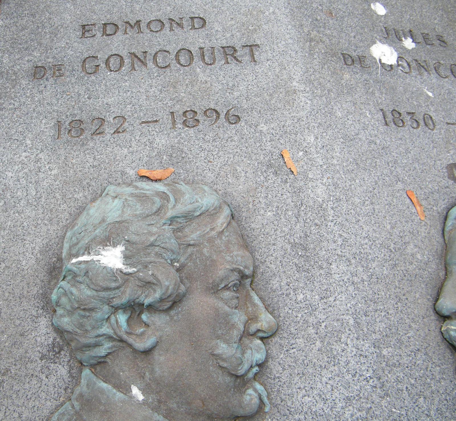 Edmond de Goncourt (1822-1896)