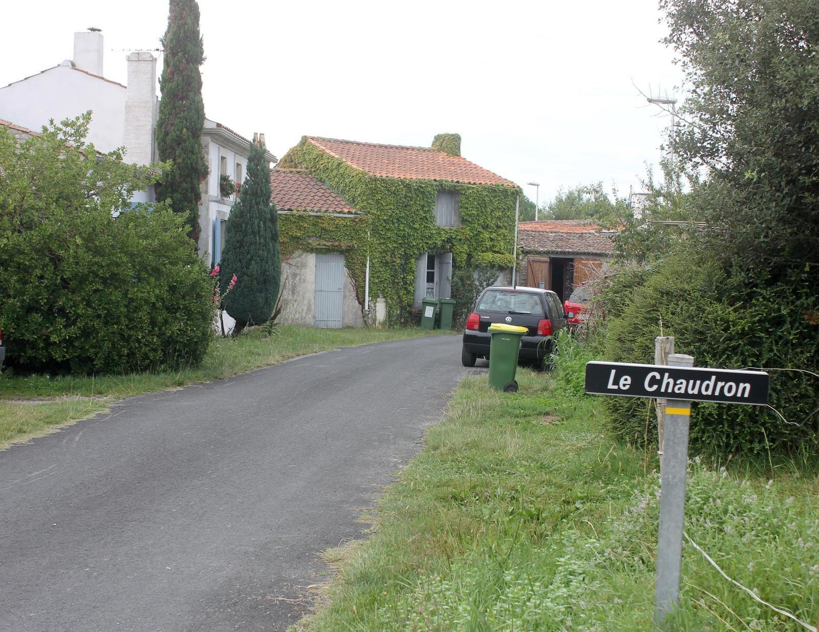 Maurice Renard à Oléron.