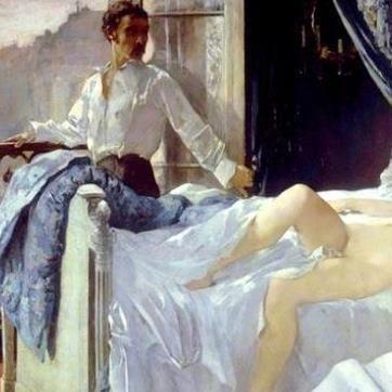 Ellen Andrée. Modèle à Montmartre. (Manet, Degas, Renoir...)