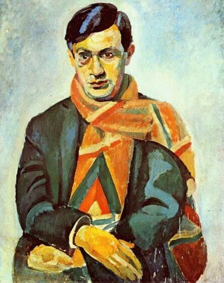 Tzara par Delaunay.