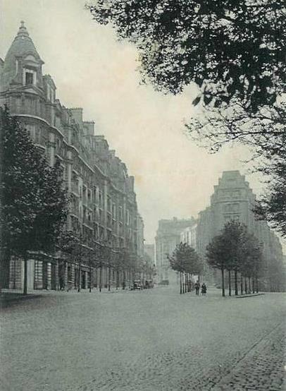 Avenue Junot (3). Montmartre. Du 26 à la fin. Clouzot. Lucienne boyer. Nougaro...