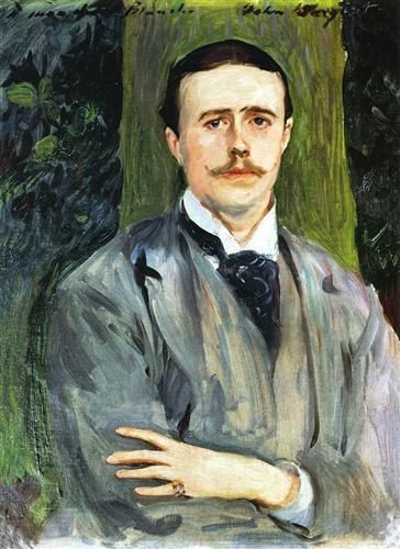 Emile Blanche (John singer Sargent)