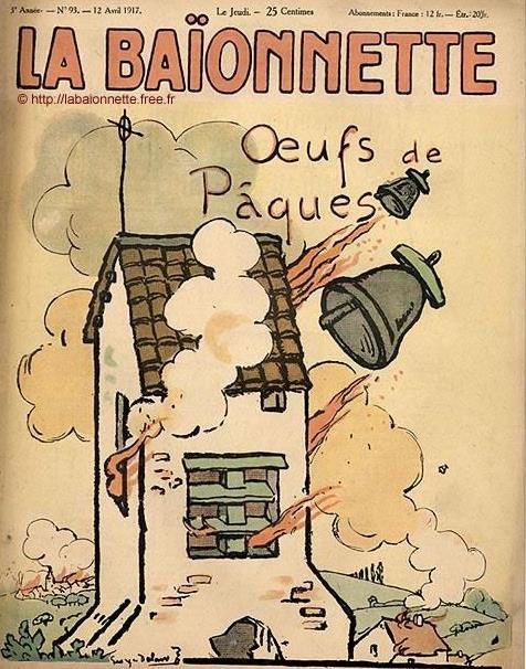 La Baïonnette. Georges Delaw.