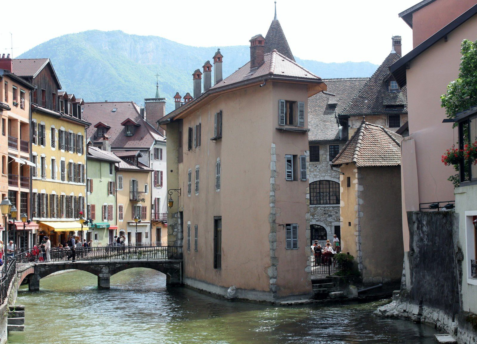 Annecy photos vieille ville