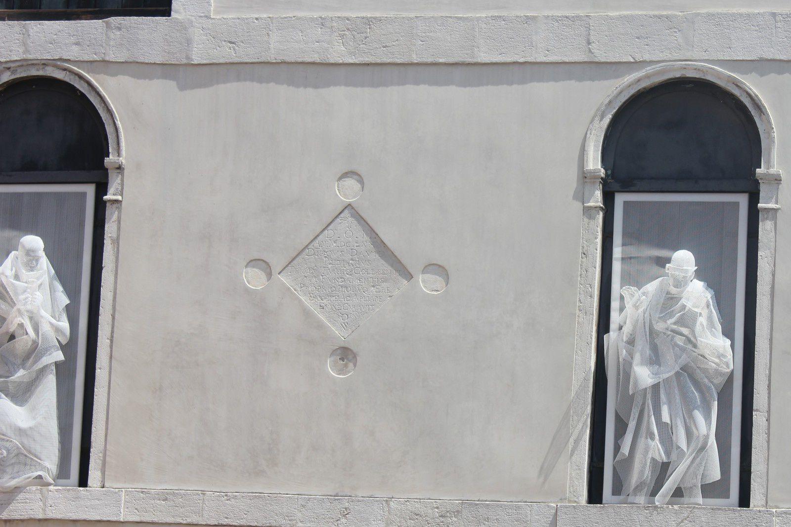 Venise. Recycle group conversion. Eglise Sant Antonin.
