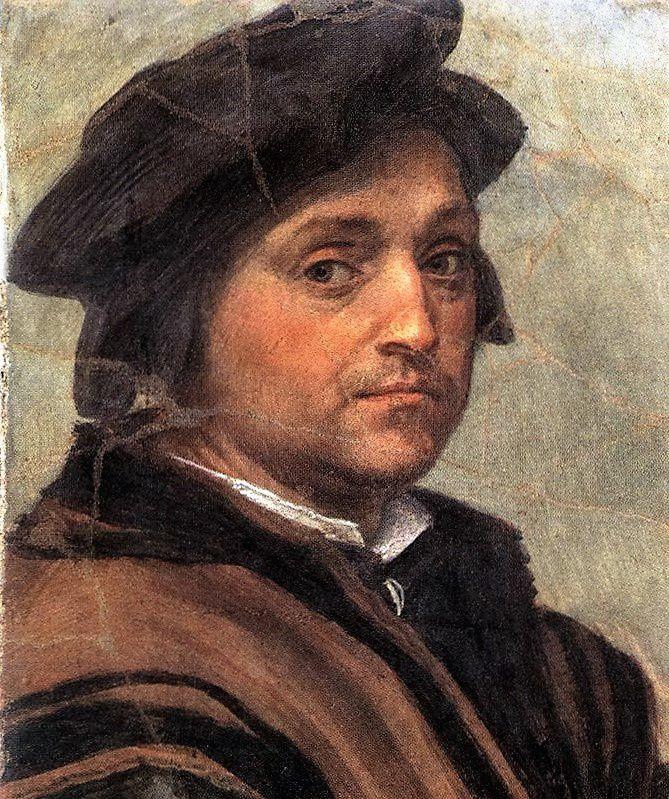 Autoportrait. Andrea Del Sarto
