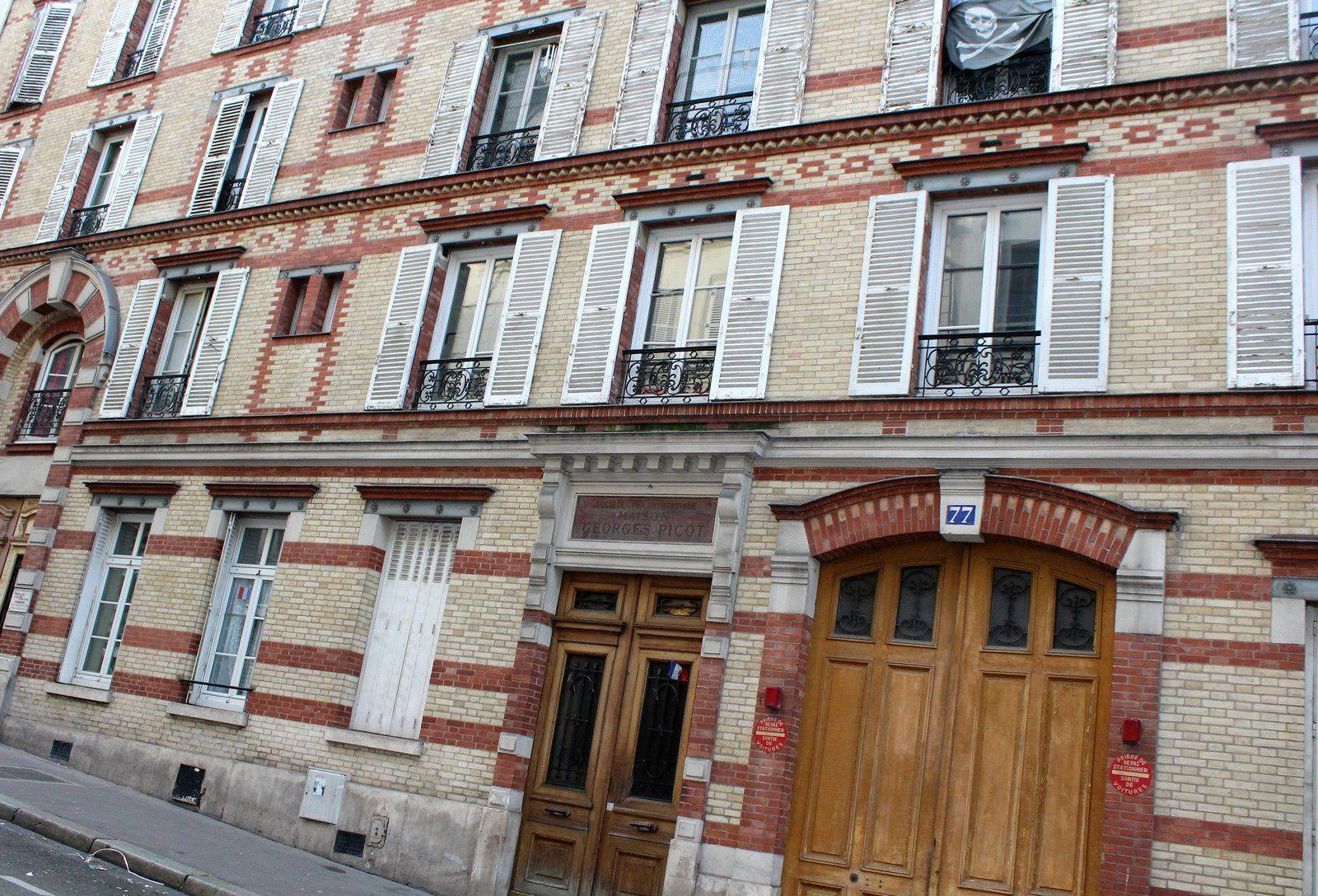 75-77 rue de Clignancourt