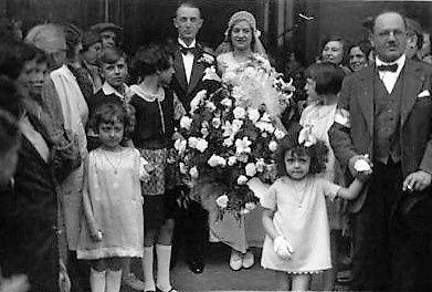 Mariage de Zozo et Cheval.