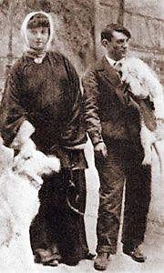 Fernande Olivier et Picasso.