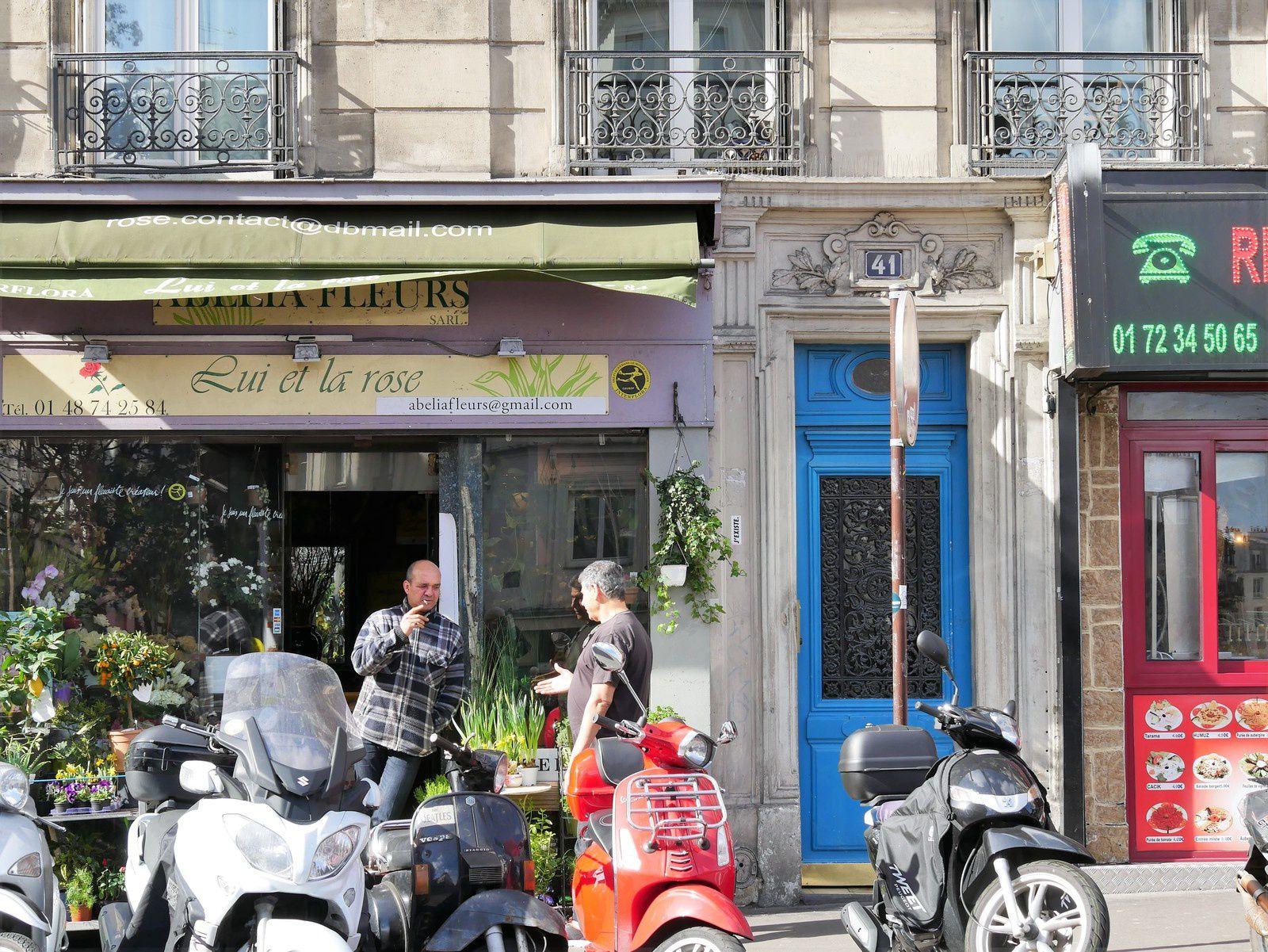 41 rue de Clignancourt