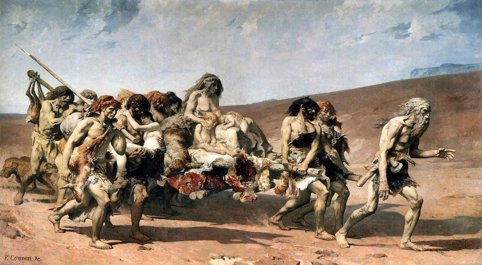 Caïn. (Cormon 1880)