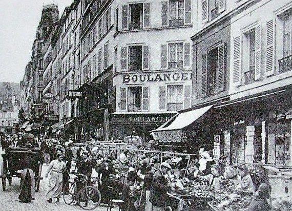 La même en 1902