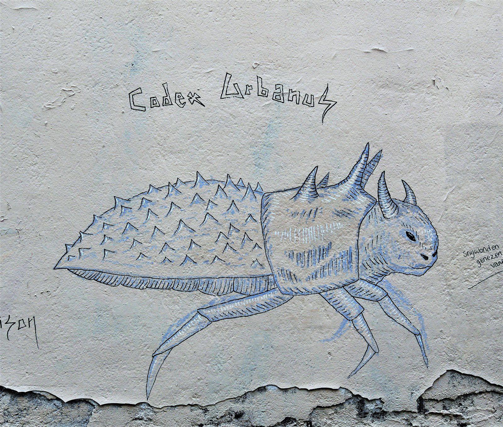 Codex Urbanus rue Gabrielle.