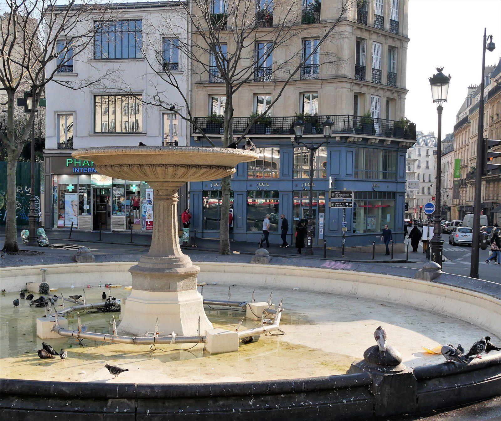 Le Rat Mort. Place Pigalle.