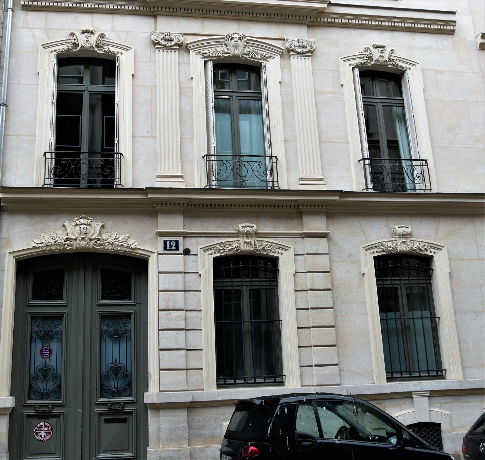 La rue de Calais. Montmartre. Berlioz.