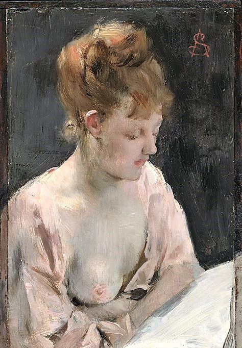 Etude de Victorine Meurent (Stevens)