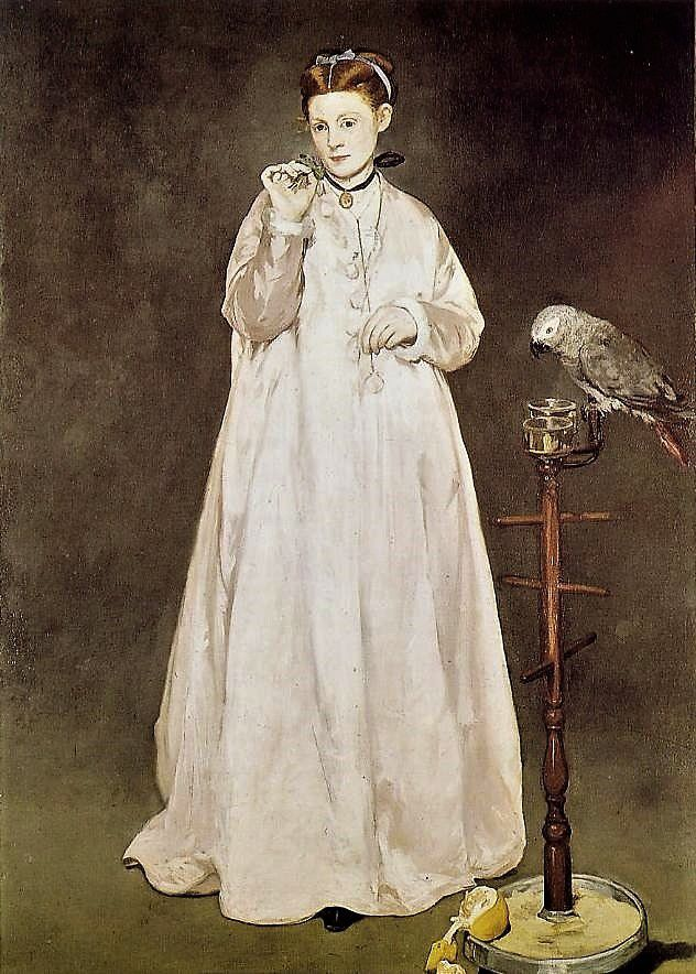 Victorine Meurent. Modèle et peintre. Femme libre et artiste. Manet, Stevens...