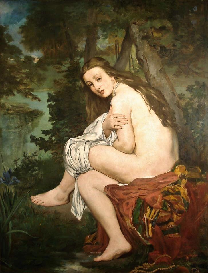 Madame Manet. Suzanne Leenhoff. Concubine, modèle, épouse.