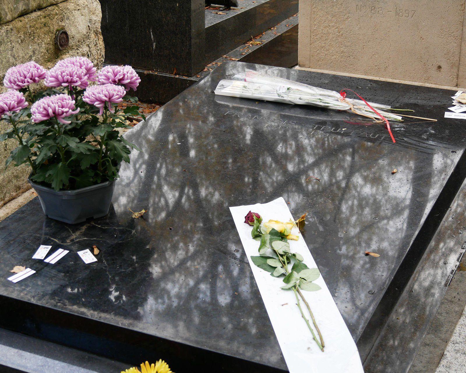 Tombe de Truffaut